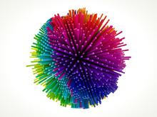 3D Color Burst