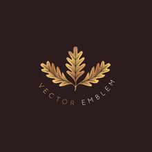 Vector Logo Design Template Wi...