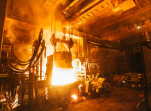 Steel Production In Electric F...
