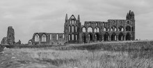 The Ruined Remains Of Whitby A...