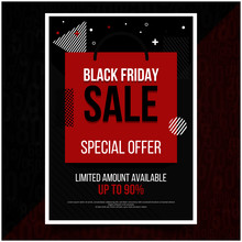 Black Friday Commercial Sale F...