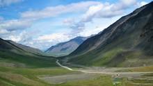 A Road Thru The Mountains