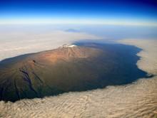 Mount Kilimanjaro -the Roof Of Africa, Tanzania