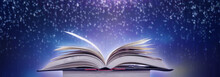 Bewitched Book With Magic Glow...
