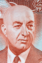 Mohammed Daoud Khan A Portrait From Afghan Money