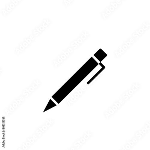 Cuadros en Lienzo pen icon vector - illustration
