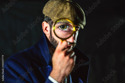 Photo Sherlock Holmes