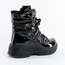 Womens Winter Ankle Boots In B...