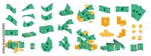 Fotografía Bundle of money