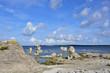 canvas print picture - Die Kalksteinfelsen von Gamle hamn auf Gotland