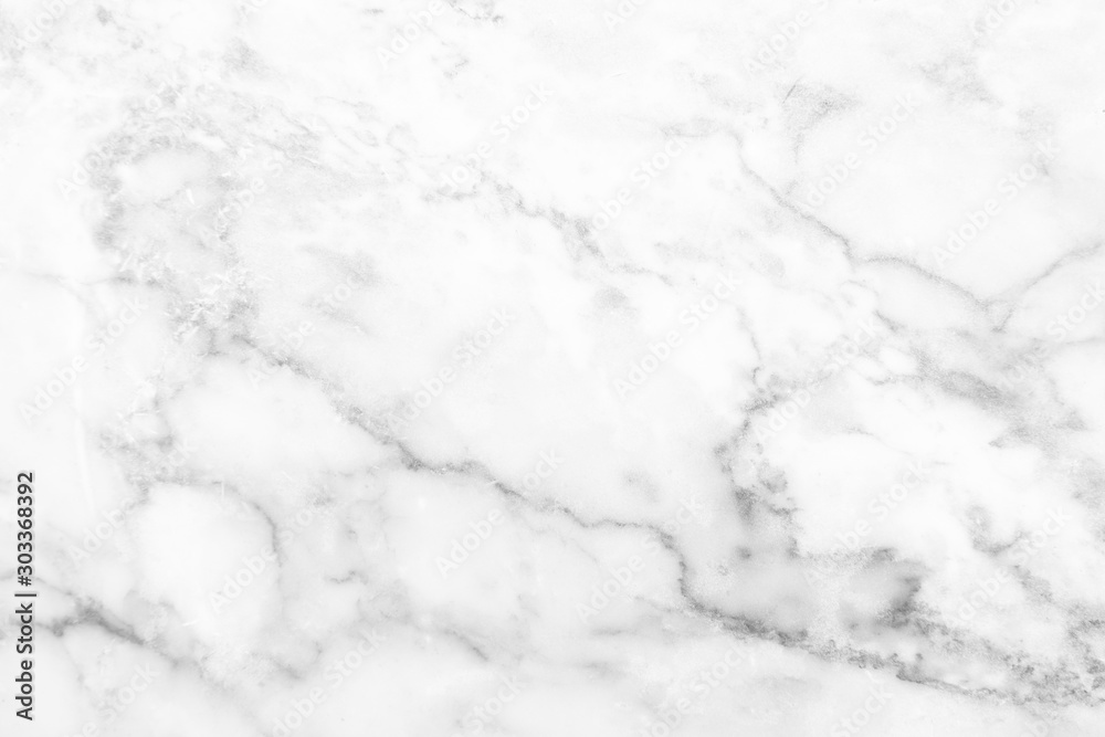 Fototapety, obrazy: Marble granite white backgrounds wall surface black pattern graphic abstract light elegant black for do floor ceramic counter texture stone slab smooth tile gray silver natural for interior decoration