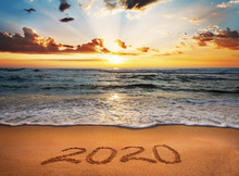 Happy New Year 2020! Written 2...