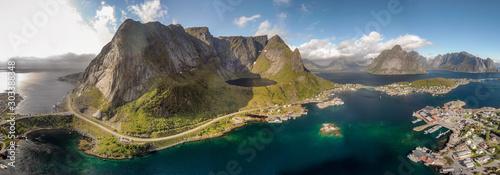 Norway amazing nature - 303388348