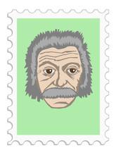 Albert Einstein Author Of Theory Of Relativity