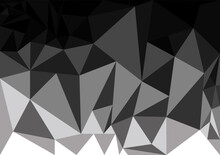 Background Triangle Grey Vector Illustration