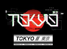 Tokyo Typography Lettering Des...