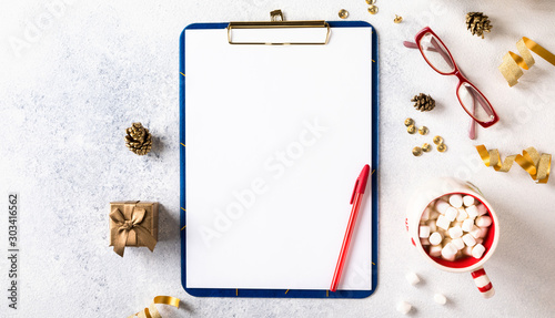 Obraz New Year Goals,Plans,Action.Business motivation,inspiration concepts. - fototapety do salonu