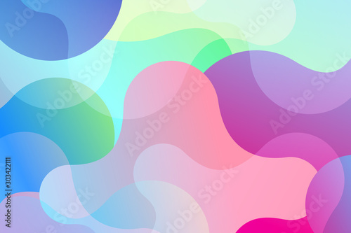 Tuinposter Abstract wave Abstract background