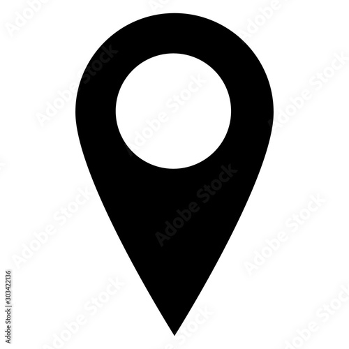 Cuadros en Lienzo Location icon