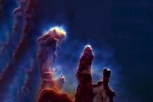 Deep Space, A Beautiful Nebula...