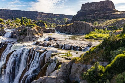 Slika na platnu Shoshone Falls Idaho