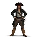 Proud Swashbuckling Pirate