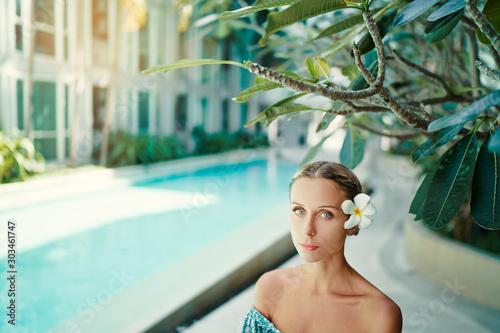 Fototapeta  Retreat and vacation