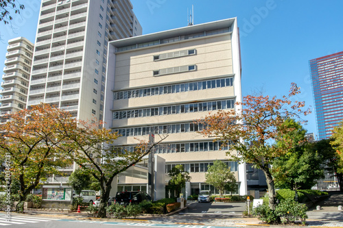 Cuadros en Lienzo 三田警察署