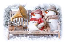 Greeting Card Merry Christmas ...