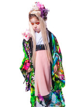 Japanese Geisha Girl