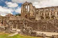 Ruins Of The Cistercian Rievau...
