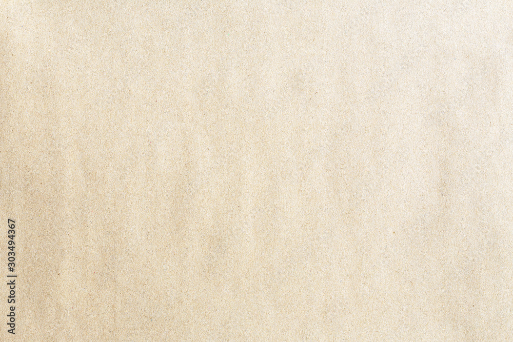 Fototapety, obrazy: Old brown kraft background paper texture