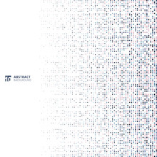Abstract Technology Concept Bi...
