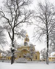 Saint-Petersburg. Peter And Pa...