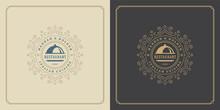 Restaurant Logo Design Vector ...