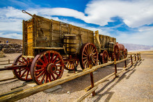 Original Borax Wagons Death Va...