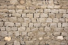 Soil Wall Of Leh Stok Monaster...