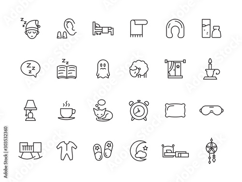 Fotografía  Sleeping symbols
