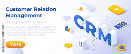 Photo CRM - Customer Relationship Management