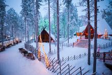 Santa Claus Village Lapland Fi...