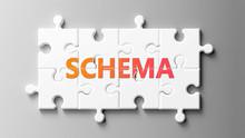 Schema Complex Like A Puzzle -...