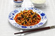 Yu Xiang Rou Si, Sichuan Shred...