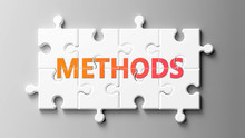 Methods Complex Like A Puzzle ...