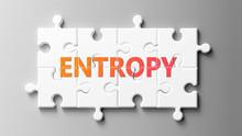 Entropy Complex Like A Puzzle ...