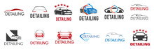 Vector Logo For Detailing Car ...