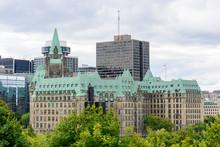 Confederation Building Ottawa