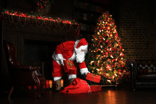 Christmas Night, Santa Claus P...