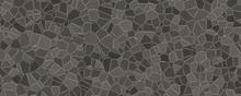 3d Material Park Road Mosaic Texture