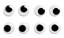 Googly Eyes Pairs