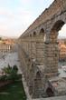 Acueducto de Segovia desde arriba